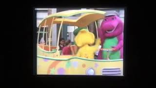 Barney & Friends (Barney, Baby Bop BJ Kids Baby Bop BJ Besuche Und Bus-Adventure-1999