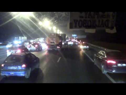Москва - Иваново - Москва ( 22 часа на круг) Часть 1