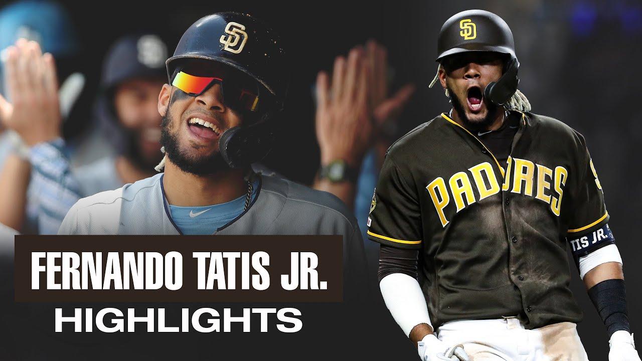 Fernando Tatis Jr. Rookie Year Highlights (Padres shortstop poised for big 2020!)
