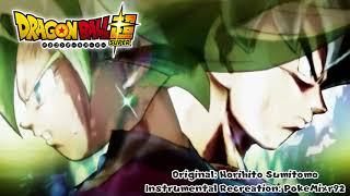 Dragonball Super - Ultra Instinct Reborn (HQ Recreation)