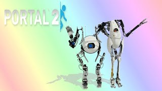 Portal 2 Funny Moments - Partners In Science