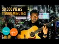 Ronnie Matthew Manappallil  - The Ilaya Nila Guitar Project (HD)