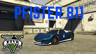 Modifiche e test Pfister 811 GTA 5 ONLINE GAMEPLAY ITA