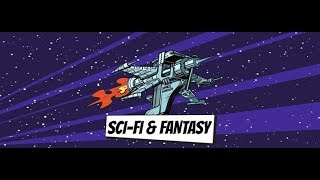 Pop Up Pack Week 38: Sci-Fi/Fantasy Mystery Blu Ray Pack