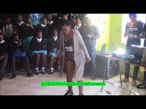 Crazy South African Dance Moves by Lihlithemba High Dancers