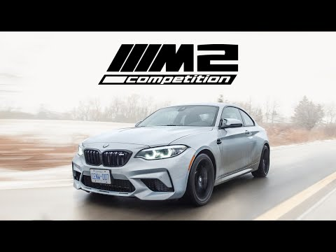 2019 BMW M2 Competition Review - The Best BMW M Car