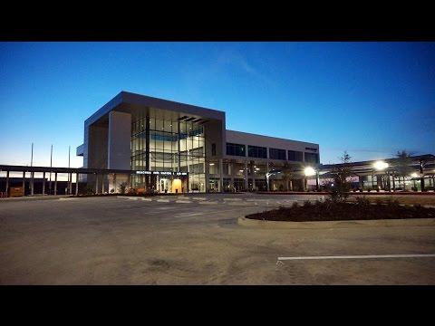 Fort Worth International Airport Terminal Grand Opening 25 January 2017