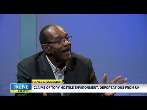 More Jamaicans To Be Deported From The UK | News  | CVMTV