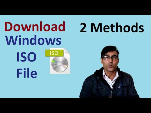 How To Download Windows ISO File | Window 7, 8, 10 Download