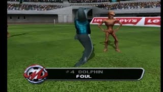 Red Card 2003 Gamecube gameplay