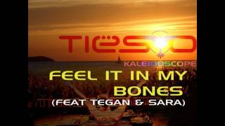 DJ Tiesto - Feel It In My Bones (Feat. Tegan & Sara) [HQ]