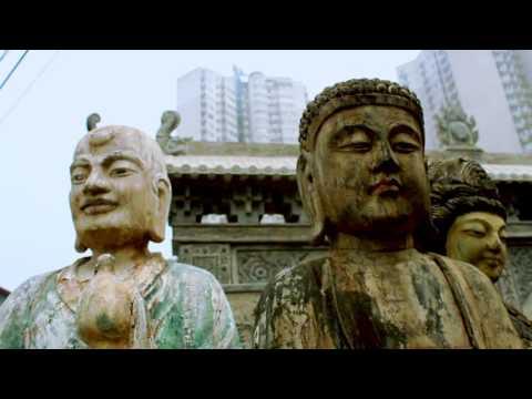Bygone Times: Beijing Antiques Market