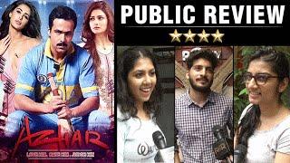 Azhar Public Review | Emraan Hashmi, Nargis Fakhri, Prachi Desai