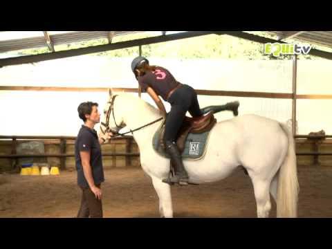 Bien monter et descendre de son cheval ou de son poney - Monter son salon de the ...