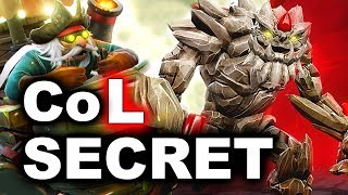 SECRET vs CoL - Main Event - Perfect World Masters DOTA 2