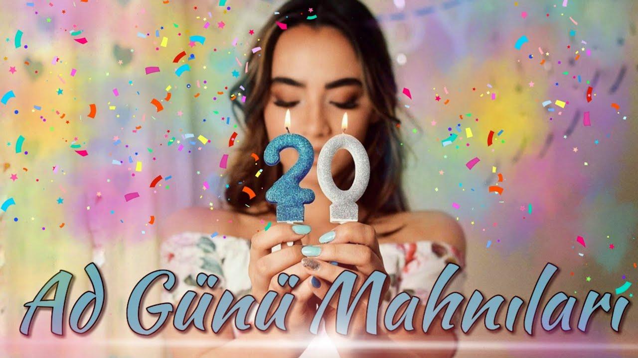 Ad Gunu Mahnilari Azeri Mashup 2020 Den Rozhdeniya Happy Birthday Zamyk Youtube