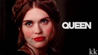 lydia martin  [straight for the castle]