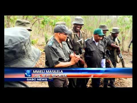 Mweli Masilela on Kruger National Park anti-poaching centre opening