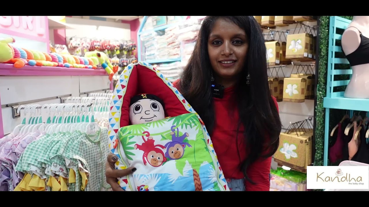 """Whats Unique  To Shop At 'KANDHA"""" The Baby Store"""