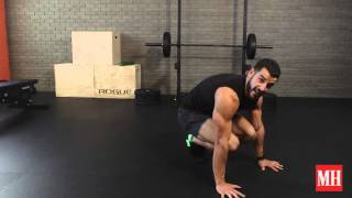 3 gorilla inspired exercises that will work your entire body