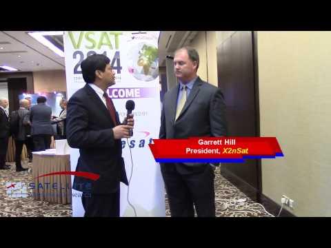 Interview with Garrett Hill, CEO X2nSat