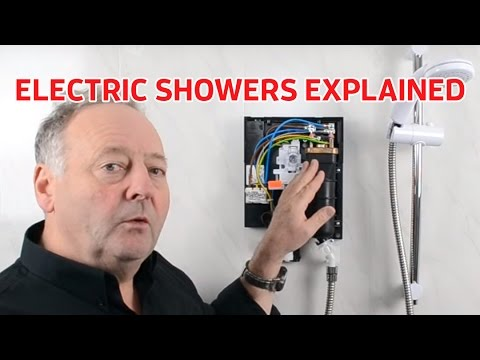 Shower Doctor TV: Electric showers explained