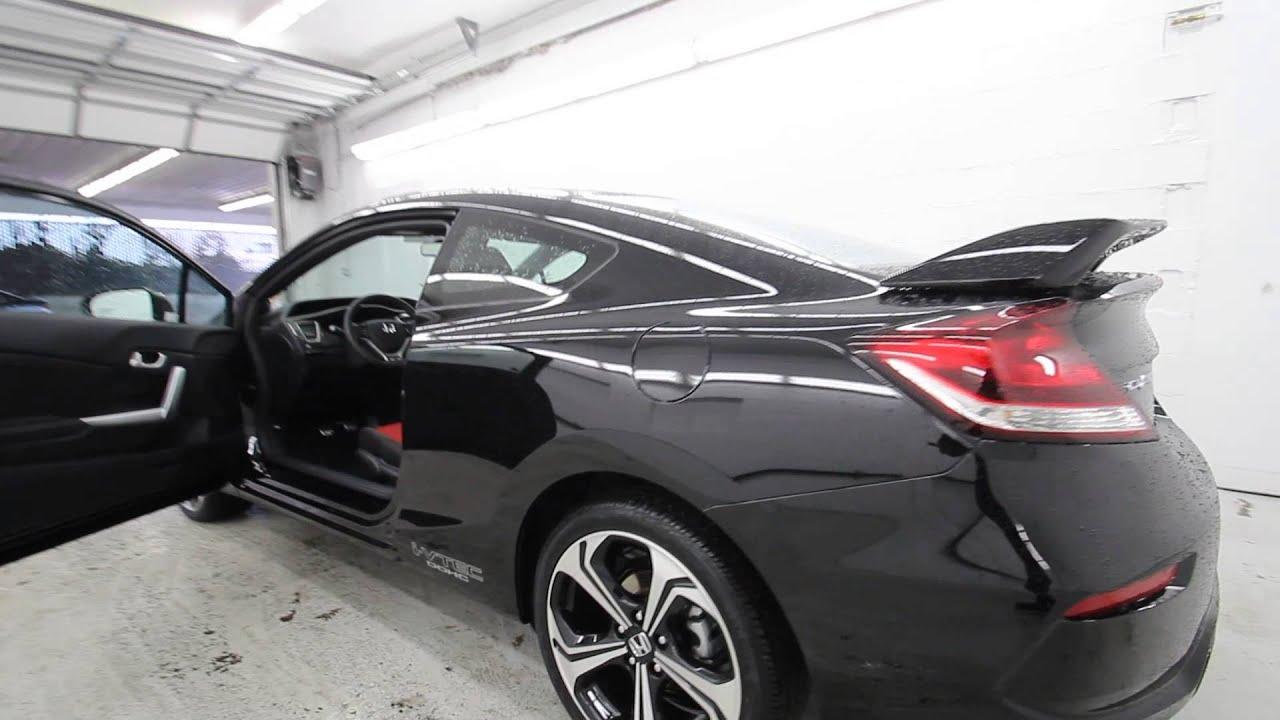 Honda Civic Si Phoenix Az | Mitula Cars |Honda Civic Si 2015 Sedan Black