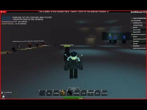 Dark City Roleplay Beta Roblox Roblox Batman Gotham City Rp Beta 4 0 Youtube