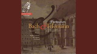 Triple Concerto in A Minor, BWV 1044: II. Adagio, ma non tanto, e dolce