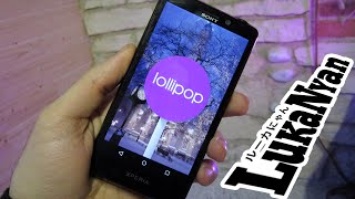 Sony Xperia T How to install Android Lollipop 5.1.1
