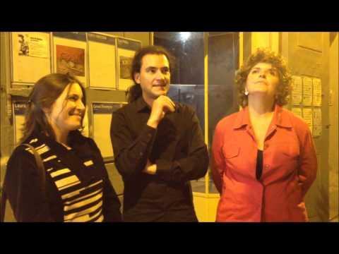 Entrevista a Maram Trio