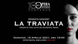 LA TRAVIATA de Giuseppe Verdi  - Teaser
