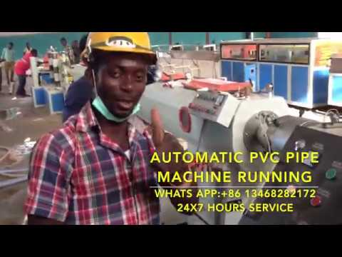 How to Start a PVC Pipe Manufacturing Company In Nigeria +86 13468282172