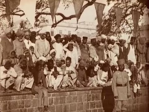 Edward Prince of Wales' Tour of India: Indore, Bhopal, Gwalior and Delhi (1922)