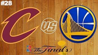 Rap Battle #28 - Golden State Warriors vs. Cleveland Cavaliers (2017 NBA Finals Edition!) - Season 3