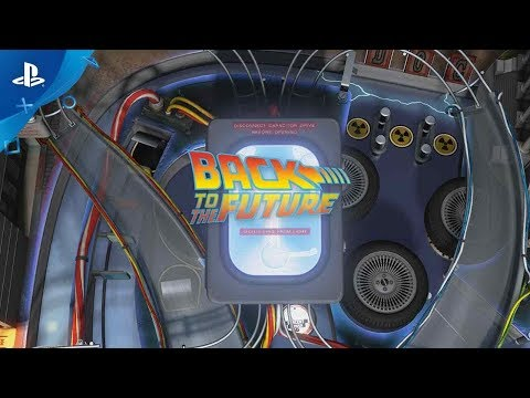 Pinball FX3 - Back to the Future Pinball Table Trailer | PS4