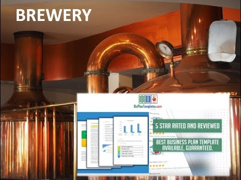 Brewery business plan template sample youtube brewery business plan template sample cheaphphosting Choice Image