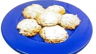 Лучший рецепт овсяного печенья