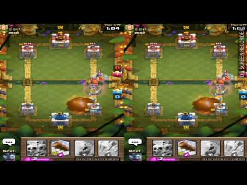 Vr box video| Clash Royal