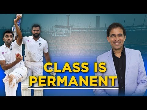 Rohit and Ashwin showed why they are giants of the game - Harsha Bhogle