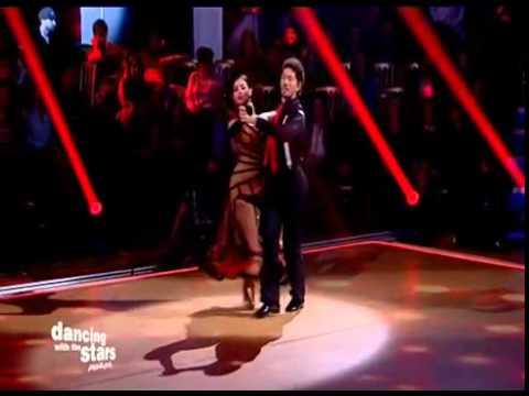 DWTSME - Rima Fakih dancing Tango to