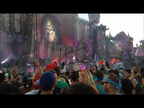 Martin Garrix live Forbidden Voices at Tomorrowland 2015 Mainstage Full HD