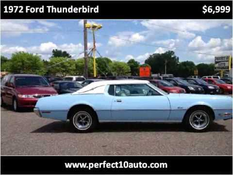 1972 Ford Thunderbird Used Cars Spring Lake Park MN