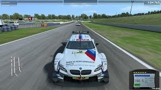 DTM Experience Demo Gameplay