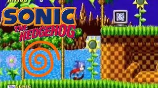 Sonic the Hedgehog playthrough (Dreamcast)