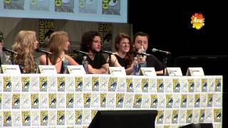 Game of Thrones at San Diego Comic Con 2014 (Dragons or Wolves)