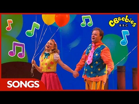 The Tale of Mr Tumble - Youve Got Something: CBeebies