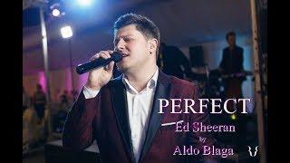 ED SHEERAN - Perfect  (Aldo Blaga cover)