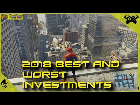 What Were Your Best and Worst Gaming Investments in 2018