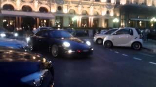 Montecarlo: sfilata di macchine di LUSSO !!!!!(1)
